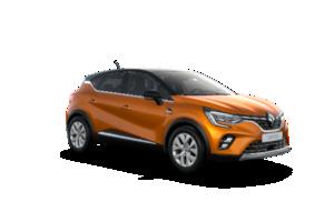Renault Captur Ticino