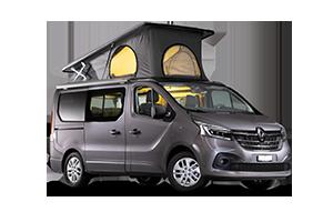 Renault Trafic Spacenomad Camper Van