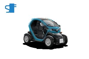 Renault Twizy Elettrica 2 posti