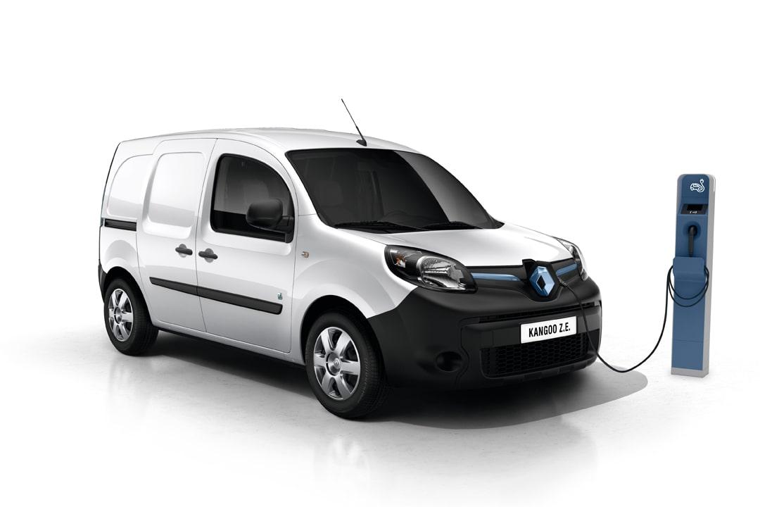 Renault Kangoo E-TECH Electric Furgone 100% Elettrico